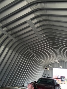 New quonset for major distributor