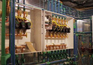 We also do heating controls.  This HPS system is a real beauty